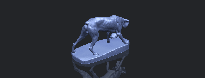 11_Dog_i_62mmB00-1.png Télécharger fichier STL gratuit Chien 01 • Plan pour impression 3D, GeorgesNikkei