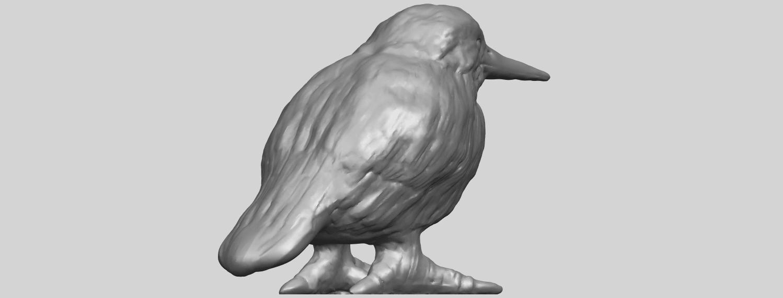 TDA0752_KingfisherA05.png Télécharger fichier STL gratuit Martin-pêcheur • Objet pour impression 3D, GeorgesNikkei