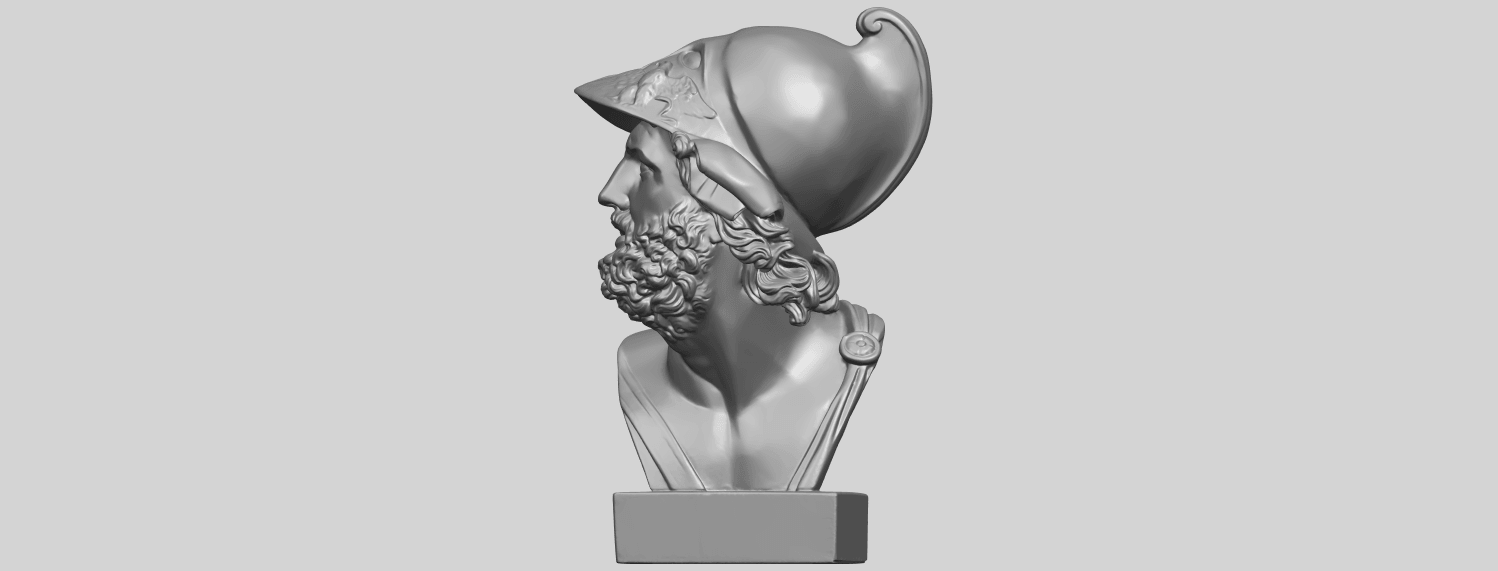 14_TDA0244_Sculpture_of_a_head_of_manA03.png Download free STL file Sculpture of a head of man • 3D printable design, GeorgesNikkei