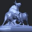 15_Bull_iii_74mm-B05.png Télécharger fichier STL gratuit Taureau 03 • Plan imprimable en 3D, GeorgesNikkei