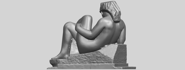 20_TDA0170_Naked_Girl_(xiii)_88mmA07.png Download free STL file Naked Girl 13 • 3D print design, GeorgesNikkei