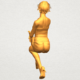 A09.png Download free STL file Naked Girl H05 • 3D printable object, GeorgesNikkei