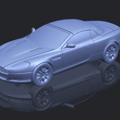 3d printer files Aston Martin DB9 Cabriolet, Miketon