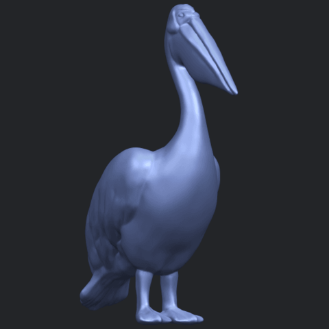02_TDA0596_PelicanB08.png Download free STL file Pelican • 3D print model, GeorgesNikkei