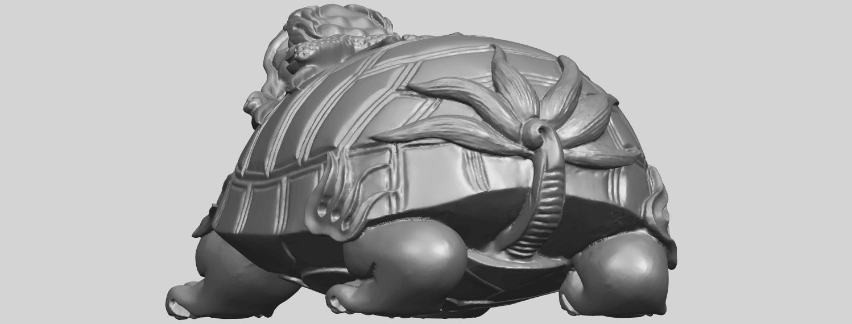01_TDA0333_Dragon_TortoiseA03.png Télécharger fichier STL gratuit Tortue dragon • Objet imprimable en 3D, GeorgesNikkei