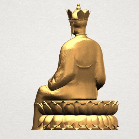 Tang Monk Xuan Zang A04.png Télécharger fichier STL gratuit Tang Monk Xuan Zang Zang • Plan à imprimer en 3D, GeorgesNikkei