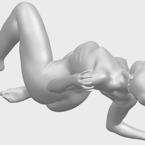 07_TDA0282_Naked_Girl_A09A05.png Download free STL file Naked Girl A09 • 3D print object, GeorgesNikkei