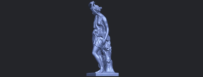 06_TDA0257_Female_WarriorB03.png Download free STL file Female Warrior • 3D print model, GeorgesNikkei
