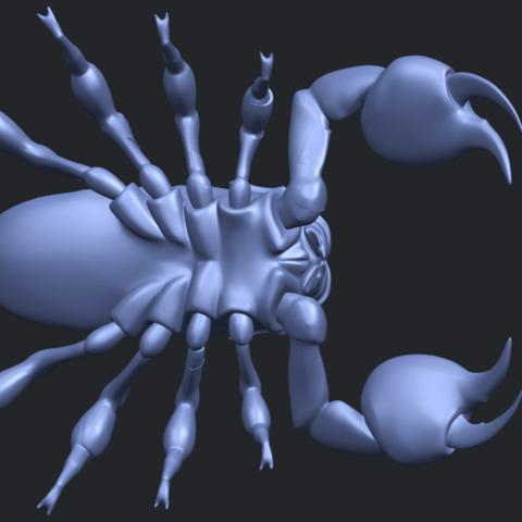 08_TDA0603_ScorpionB07.png Télécharger fichier STL gratuit Scorpion • Objet pour imprimante 3D, GeorgesNikkei