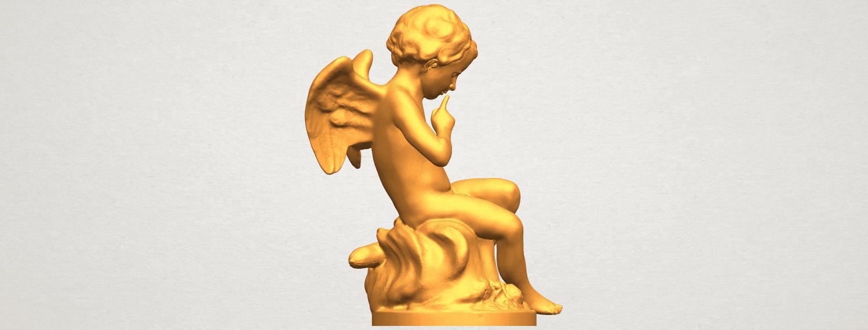 A09.png Télécharger fichier STL gratuit Cupidon 01 • Modèle à imprimer en 3D, GeorgesNikkei