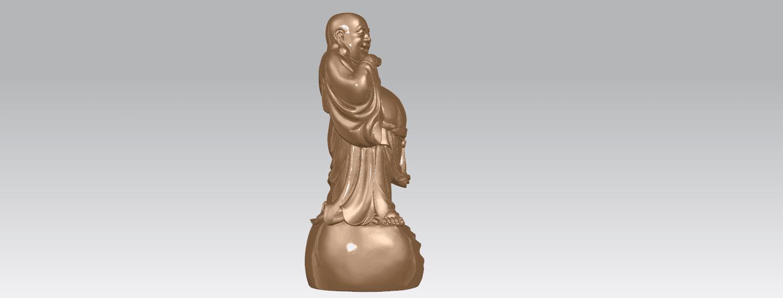TDA0234 Metteyya Buddha 08 A05.png Download free STL file Metteyya Buddha 08 • 3D printing model, GeorgesNikkei