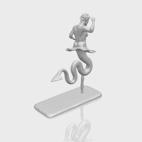 03_TDA0224_Ophidian_-88mmA00-1.png Download free STL file Ophidian • 3D printing template, GeorgesNikkei