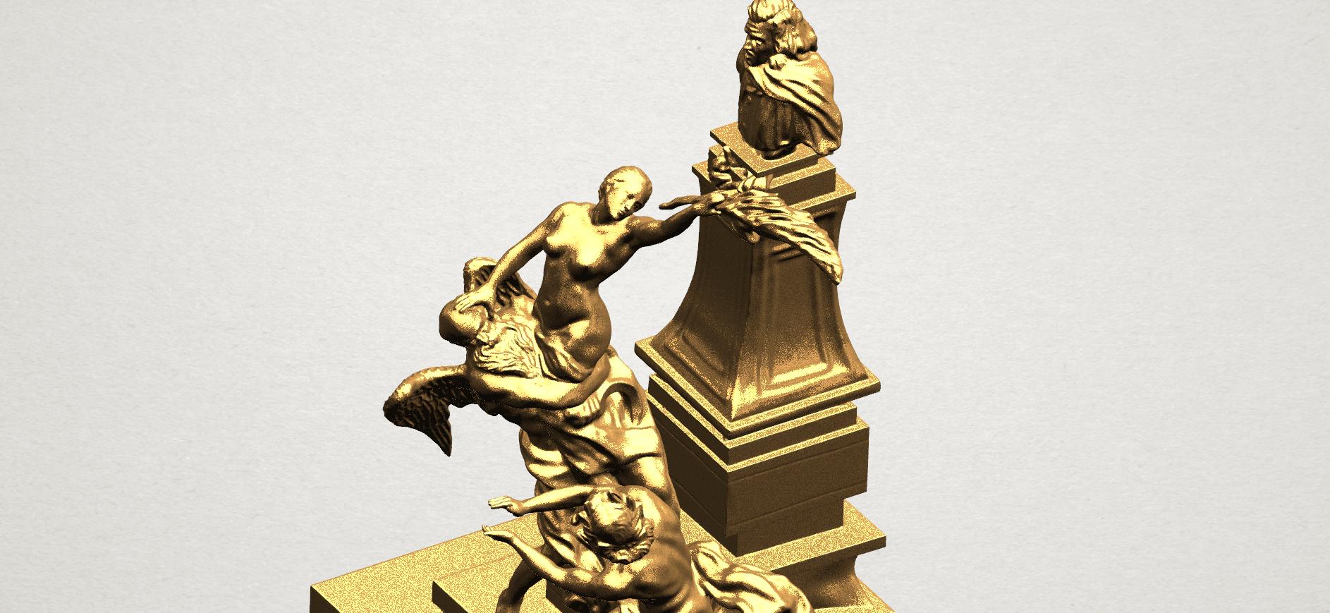 Statue 02 - A10.png Télécharger fichier STL gratuit Statue 02 • Plan pour impression 3D, GeorgesNikkei