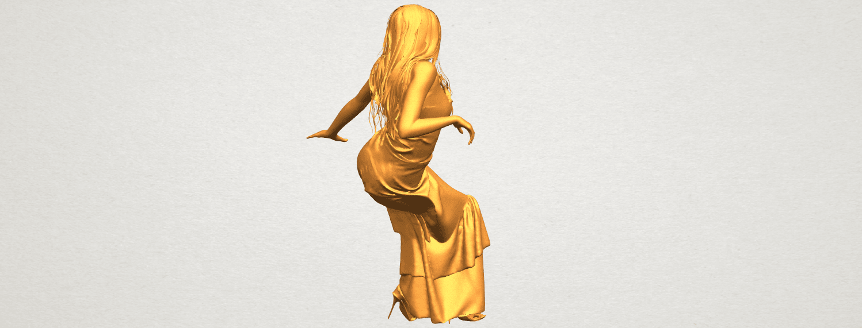 A08.png Télécharger fichier STL gratuit Fille Nue I02 • Objet à imprimer en 3D, GeorgesNikkei