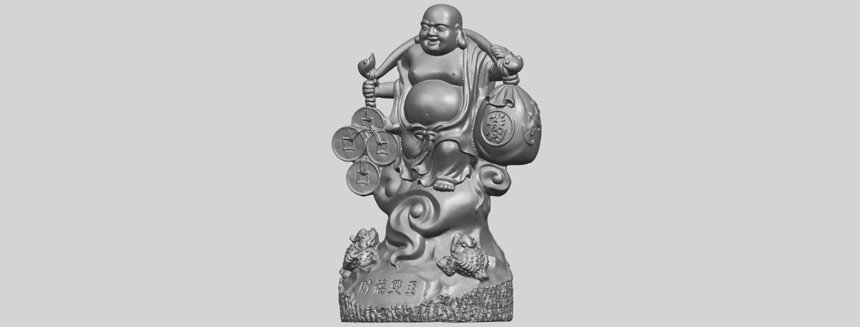 09_TDA0329_Metteyya_Buddha_09A02.png Télécharger fichier STL gratuit Bouddha Metteyya 09 • Modèle imprimable en 3D, GeorgesNikkei