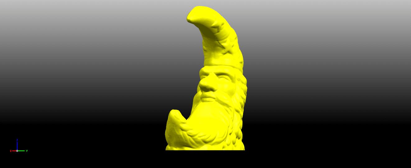 04.png Télécharger fichier STL gratuit Lune • Design pour impression 3D, GeorgesNikkei