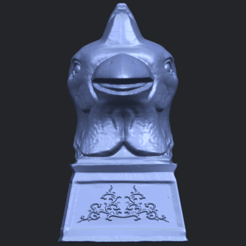 18_TDA0517_Chinese_Horoscope_of_Rooster_02B01.png Download free STL file Chinese Horoscope of Rooster 02 • 3D printable object, GeorgesNikkei
