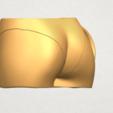 TDA0619 Bikini Cup A04.png Download free STL file Bikini Cup • 3D printer design, GeorgesNikkei