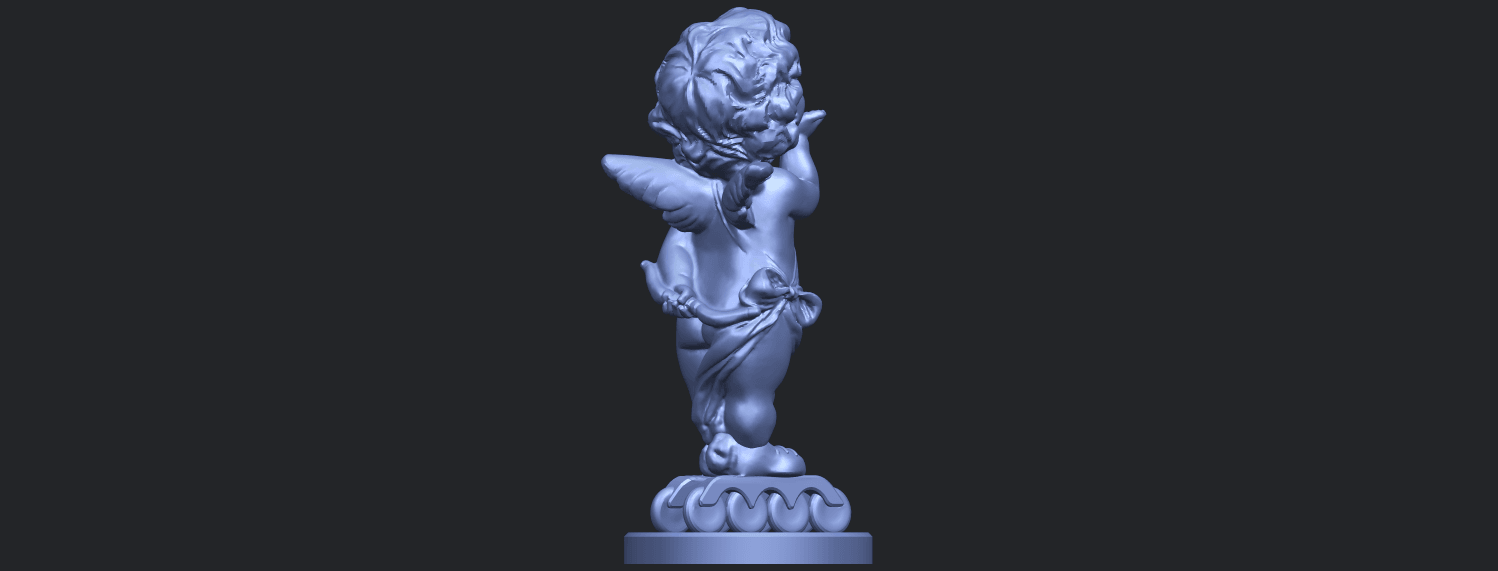 03_TDA0480_Angel_Baby_03B08.png Download free STL file Angel Baby 03 • 3D printing template, GeorgesNikkei