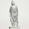 TDA0266 Tiridates I of Armenia A04.png Download free STL file Tiridates I of Armenia • 3D print model, GeorgesNikkei