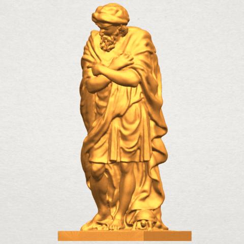 A02.png Télécharger fichier STL gratuit Sculpture - Hiver 02 • Design pour impression 3D, GeorgesNikkei