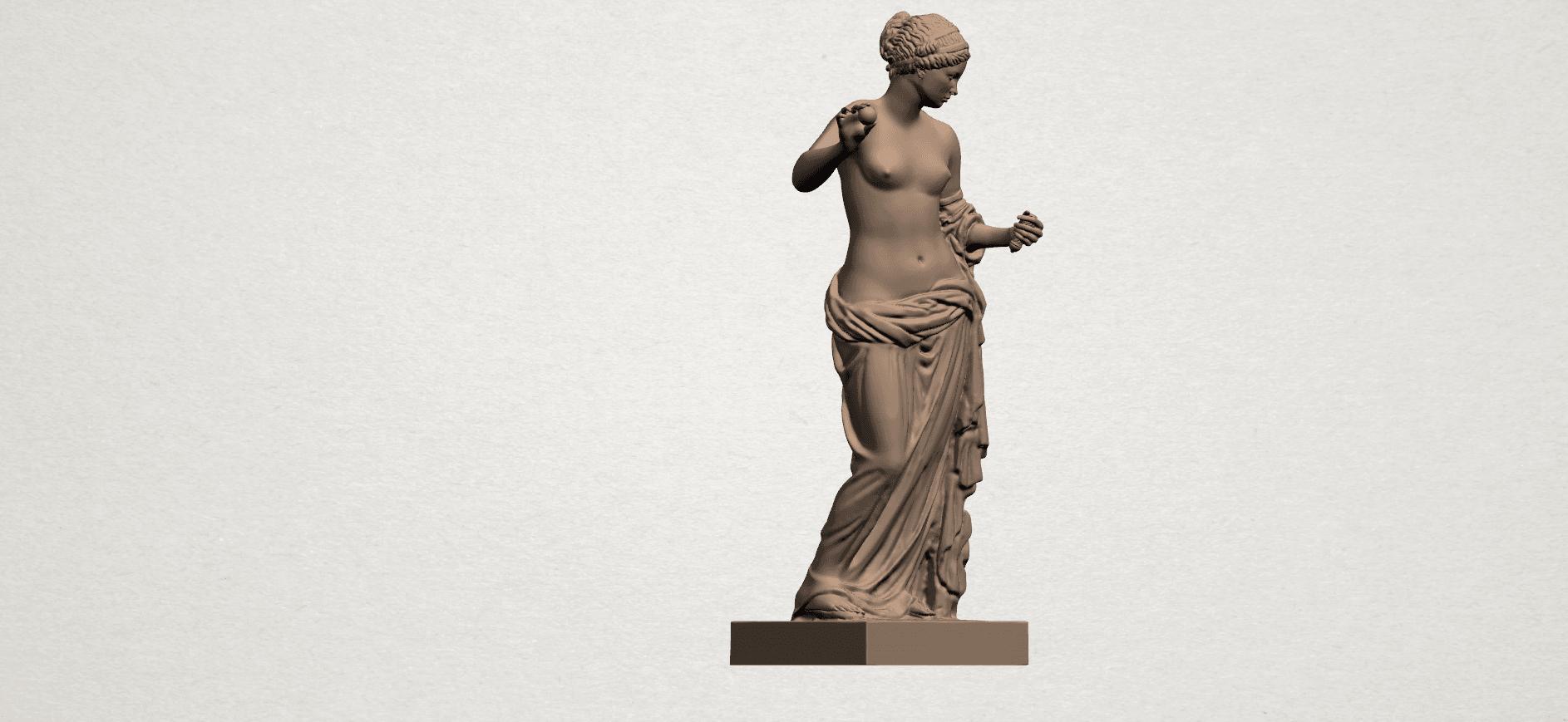 Naked Girl (xiv) A08.png Download free STL file Naked Girl 14 • 3D printer design, GeorgesNikkei