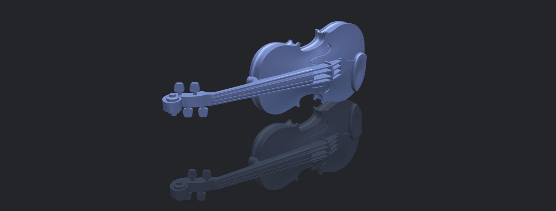 01_TDA0305_ViolinB00-1.png Download free STL file Violin • 3D print design, GeorgesNikkei