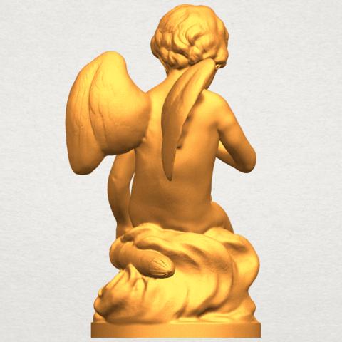 A07.png Télécharger fichier STL gratuit Cupidon 01 • Modèle à imprimer en 3D, GeorgesNikkei