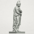 TDA0266 Tiridates I of Armenia A06.png Download free STL file Tiridates I of Armenia • 3D print model, GeorgesNikkei