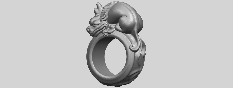 07_TDA0504_Pi_Xiu_RingA02.png Download free STL file Pi Xiu Ring • Object to 3D print, GeorgesNikkei