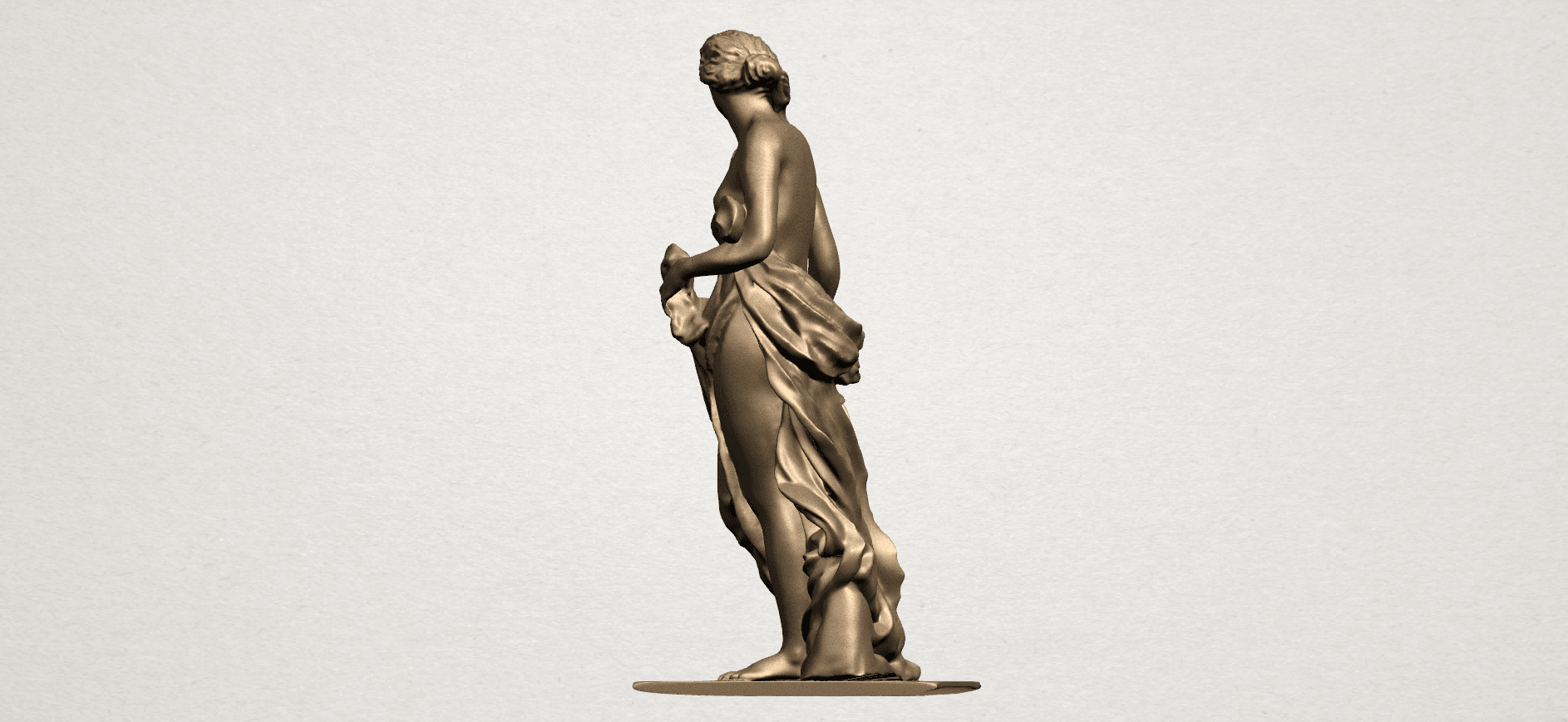 Mother and Child (v) A03.png Download free STL file Mother and Child  05 • 3D printable model, GeorgesNikkei