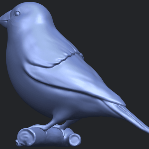 05_TDA0604_SparrowB07.png Download free STL file Sparrow • 3D print template, GeorgesNikkei