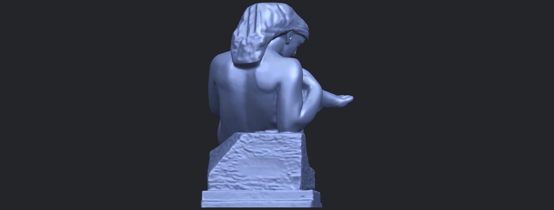 20_TDA0170_Naked_Girl_(xiii)_88mmB09.png Download free STL file Naked Girl 13 • 3D print design, GeorgesNikkei