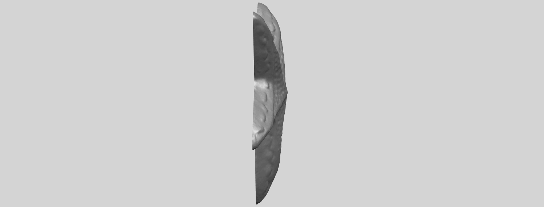14_TDA0607_Starfish_01A09.png Télécharger fichier STL gratuit Étoile de mer 01 • Design à imprimer en 3D, GeorgesNikkei