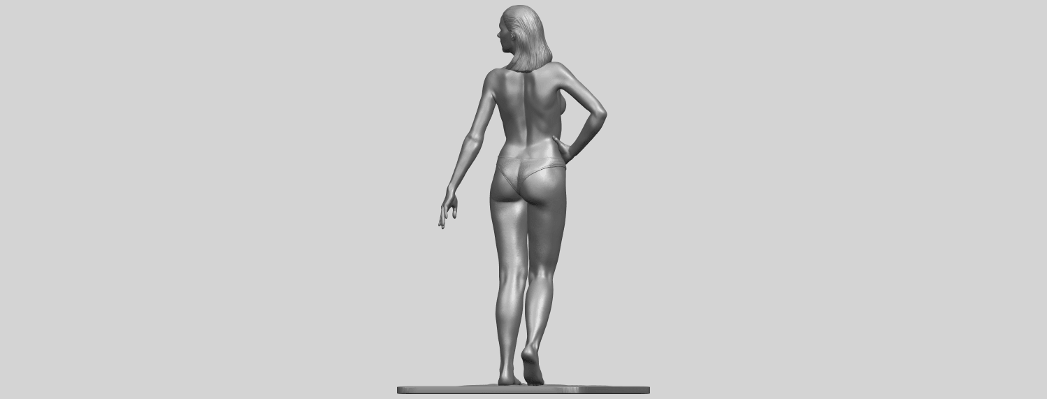 11_TDA0465_Naked_Girl_19_ex800A07.png Download free STL file Naked Girl 19 • 3D printer template, GeorgesNikkei