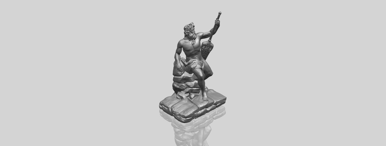 14_Naked_Warrior_88mm_(repaired)A00-1.png Télécharger fichier STL gratuit Guerrier nu • Plan pour impression 3D, GeorgesNikkei