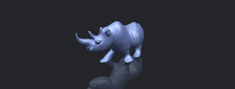 TDA0310_Rhinoceros_iiB00-1.png Download free STL file Rhinoceros 02 • 3D printing model, GeorgesNikkei