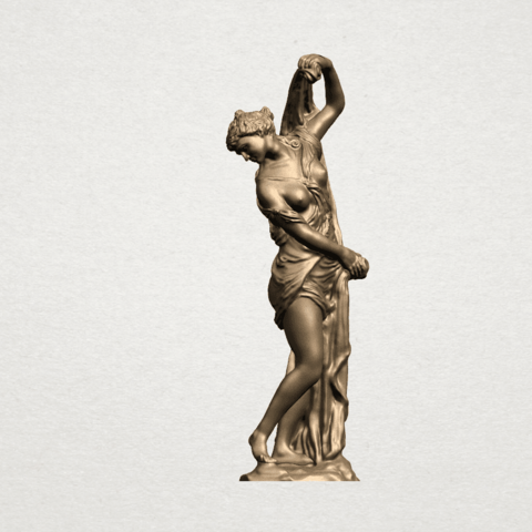 Naked Girl (vii) A07.png Download free STL file Naked Girl 07 • 3D printable design, GeorgesNikkei
