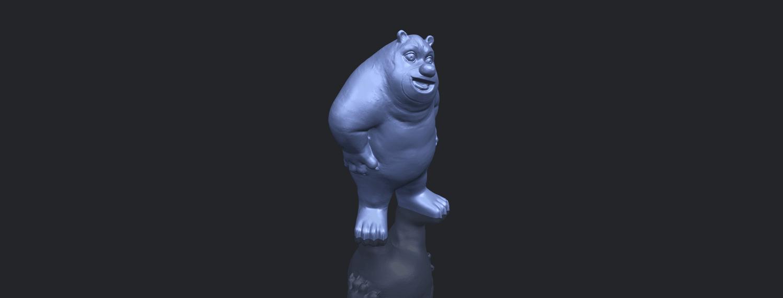 14_TDA0561_Bear_SeniorB00-1.png Télécharger fichier STL gratuit Bear Senior • Plan imprimable en 3D, GeorgesNikkei