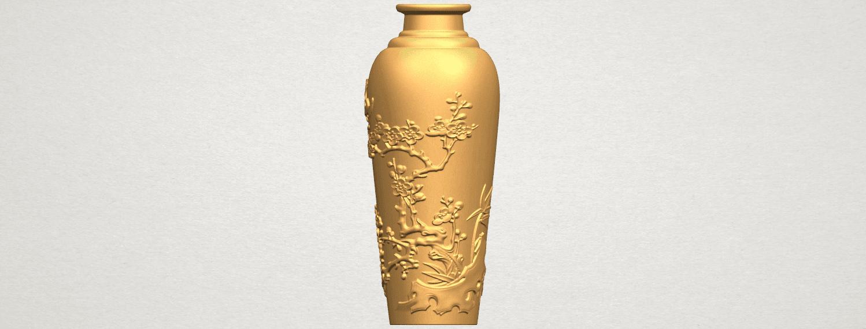 TDA0498 Vase 01 A02.png Télécharger fichier STL gratuit Vase 01 • Modèle pour impression 3D, GeorgesNikkei