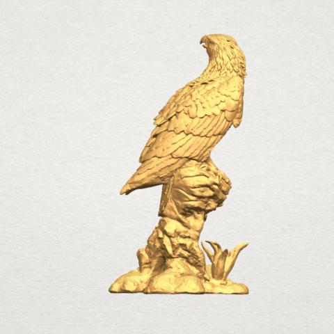 eagle - 88mm A05.png Download free STL file Eagle 01 • 3D printing design, GeorgesNikkei
