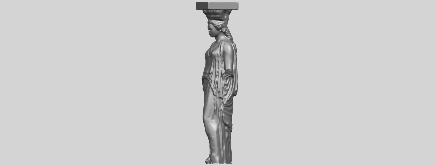 19_Pose_with_Girl_80mmA03.png Download free STL file Pose with Girl • 3D printable template, GeorgesNikkei