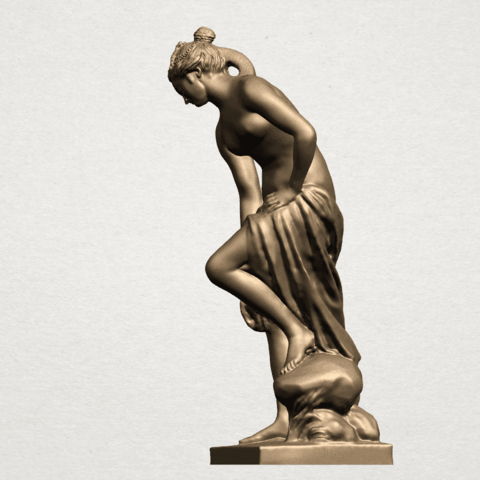 Naked Girl (iv) A02.png Download free STL file Naked Girl 04 • 3D print design, GeorgesNikkei
