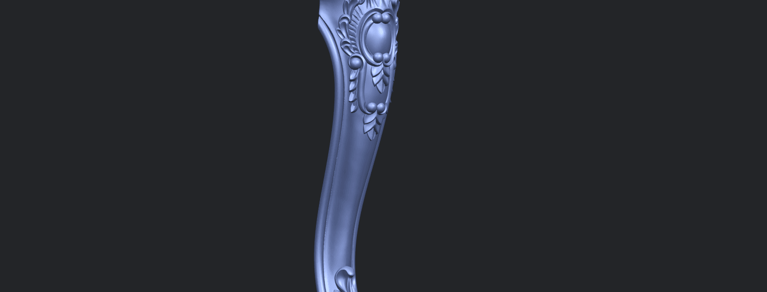 TDA0457_Table_Leg_viA10.png Download free STL file Table Leg 06 • Template to 3D print, GeorgesNikkei