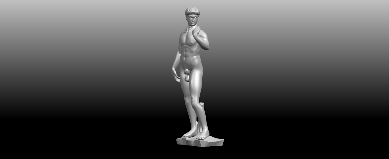 02.png Download free STL file Michelangelo 01 • 3D printable template, GeorgesNikkei
