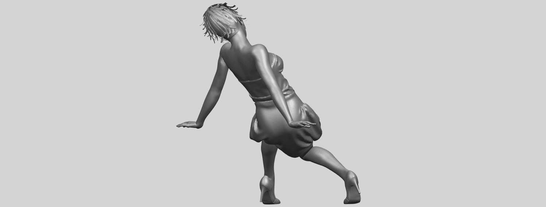 19_TDA0661_Naked_Girl_G09A07.png Télécharger fichier STL gratuit Fille nue G09 • Design pour impression 3D, GeorgesNikkei