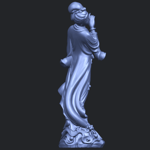 01_TDA0448_Fairy_03B08.png Download free STL file Fairy 03 • 3D printable object, GeorgesNikkei