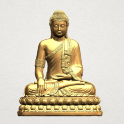 Plan 3D Bouddha Thai 02 -TOP MODELE, Miketon