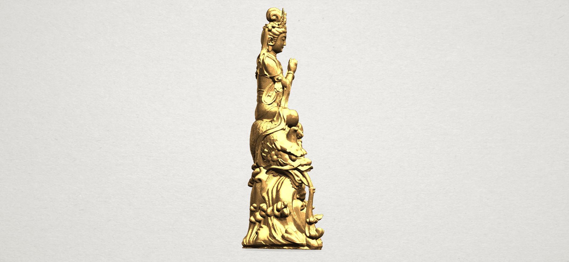 Avalokitesvara Bodhisattva (with fish) 88mm - A06.png Télécharger fichier 3DS gratuit Avalokitesvara Bodhisattva (avec poisson) 01 • Modèle imprimable en 3D, GeorgesNikkei
