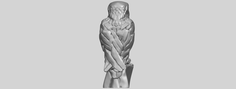 TDA0748_Eagle_05A04.png Télécharger fichier STL gratuit Aigle 05 • Design à imprimer en 3D, GeorgesNikkei